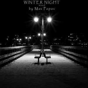 Winter Night mixed by Max Popov [2014]