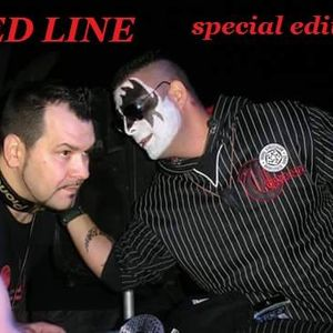 RED LINE 16 ACT  SPECIAL EDITION BRUNO POWER -SIR MANUX-DIGITAL VOX