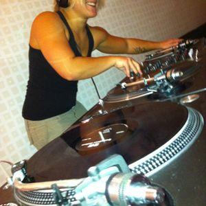 Miss Fasth 3 decks vinyl mix