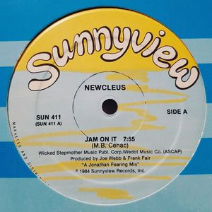 """Dr. J Presents... """"Rap Recipes"""" Volume 4 (Newcleus - The Making of """"Jam On It"""": Sunnyview 1984)"""