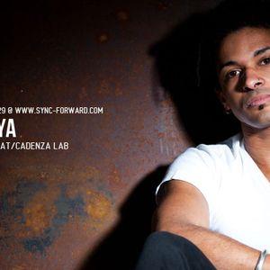 Sync Forward Podcast 025 - Yaya - 29.04.2012