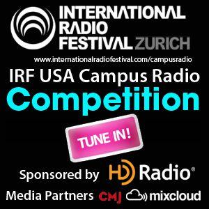IRF Search for the Best US College Music Radio Show - 31 Oct