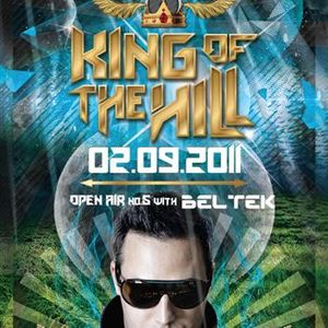 Daniel Greenx live @ King Of The Hill no.5 w. Beltek (02.09.2011) - closing set