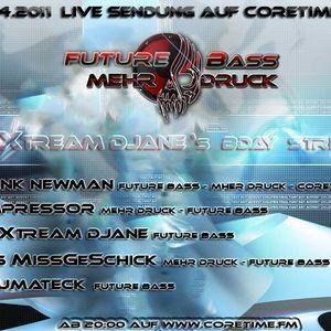 Miss_MissGeSchick @ The Xtream Djane`s B-Day Stream on CoreTime.FM 23-04-2011