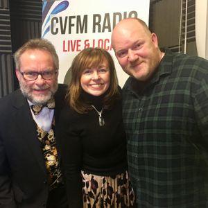 Anne Woodcock Community Interviews CVFM Radio