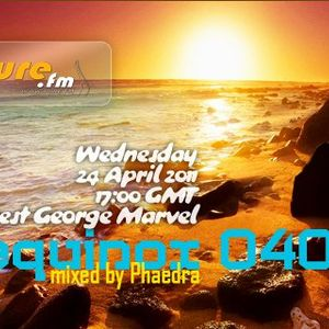 George Marvel - Equinox (Guest mix @Pure fm 27 04 2011)