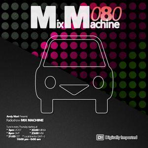 Andy Mart - Mix Machine@DI.FM 080