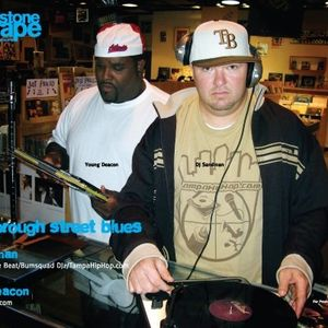 Dj Sandman Cornerstone Mixtape #117 (1200Squad)