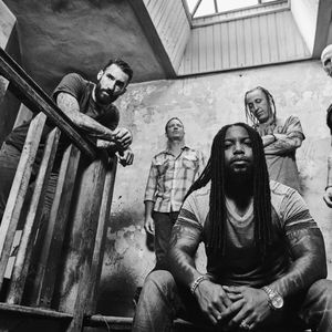 Lajon Witherspoon vocalist of Sevendust 2016