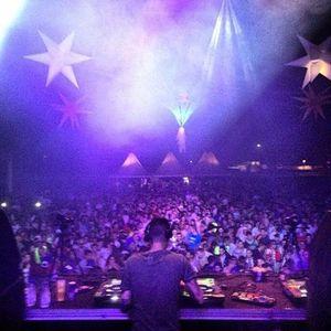 Lukas at Aquasella Festival 03 08 2013 SPN