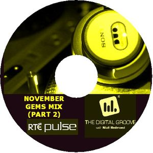 Niall Redmond's The Digital Groove November Gems(2)