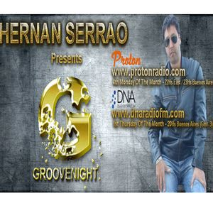GROOVENIGHT Episode 356 By Hernan Serrao (June 2016)