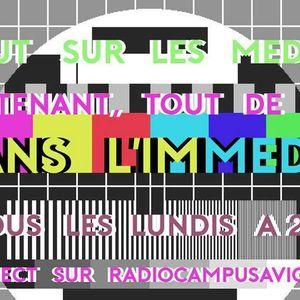 Dans l'immédia - 16/01/2017 - Radio Campus Avignon