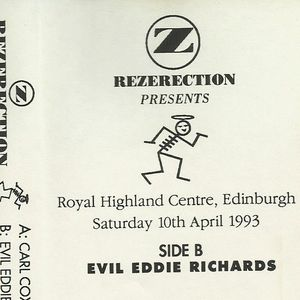 Evil Eddie Richards @ Rezerection Saint,10th April 93