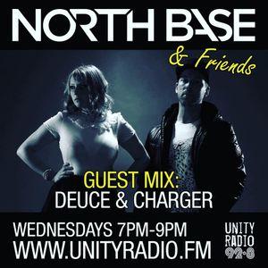 North Base & Friends Show #49 guest mix Deuce & Charger 25:10:17