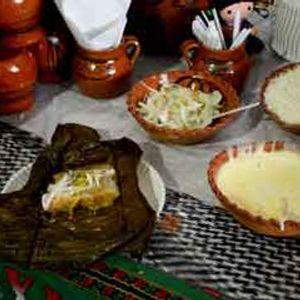 Los tamales platillo suculento y apreciado