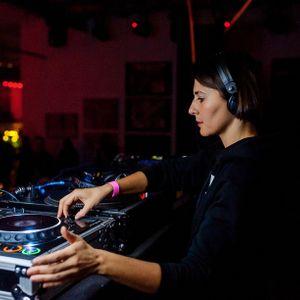 Karina Saakyan at The Squat [The Block, Tel Aviv]