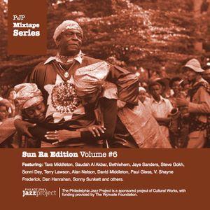 PJP Sun Ra Mixtape-Vol6