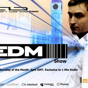011 The EDM Show with Alan Banks & guest Sophie Sugar