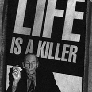 WILLIAM BURROUGHS AND THE TORSO MURDERER with Oliver Harris