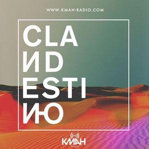 Clandestino KMAH Radio Show - January 2017