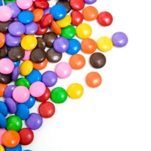 A Bag of 140 Smarties Mix