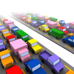 Eccentric Congestion