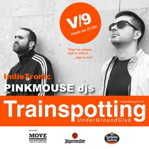 Indie-Rock Closing @ Trainspotting (9/12/16)