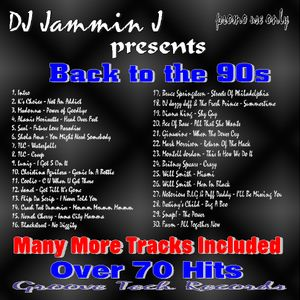 DJ JAMMIN J - BACK TO THE 90'S