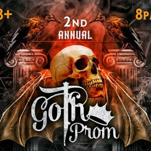 The 2nd Annual Denver Goth Prom Mix!