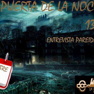 La Puerta de la Noche 2x13 (04-12-14)