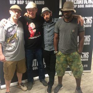 U.E 10 Juillet 2016 Dj Fab Feat Phonk Sycke & 5kiem & Mika (En Invité Don Cyril)
