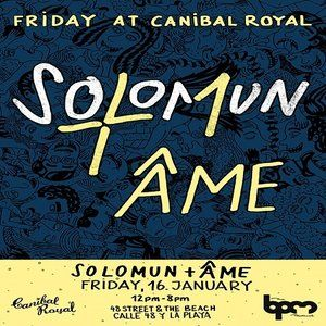 SOLOMUN - SOLOMUN +1 @ CANIBAL ROYAL - THE BPM FESTIVAL 2015