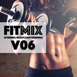 FITMIX V06 ( Spinning / Bootcamp / Running )