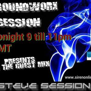 Steve Sessions (Growndworx Sessions 03/10/2012)