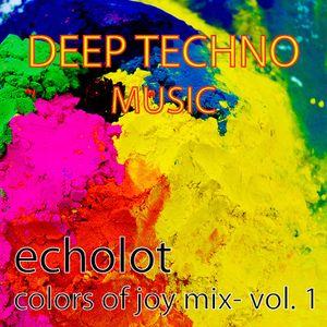 Echolot - Colors of Joy / 2012