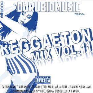Reggaeton MIx Vol.11 2017