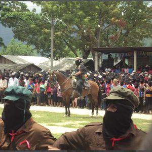 Subcomandante's Marcos, last speech / Mexico, Chiapas, La Realidad, May 2014