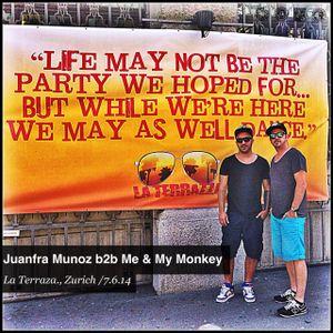 Juanfra Munoz B2b Me My Monkey La Terrazza Zurich 7