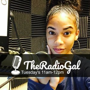 "The Radio Gal ""Curly Interview""  11/14/17"