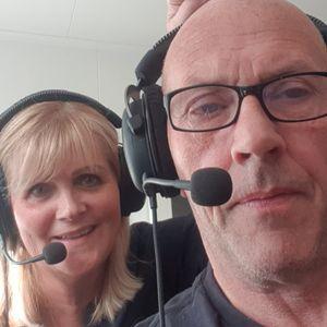 Radio broadcast dj Vilborg & dj Joï from Iceland on 03-12-2020
