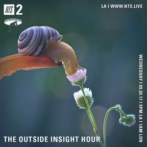 The Outside Inside Hour 20th September 2017