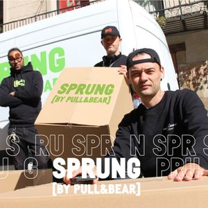 Sprung - With Mike Casey