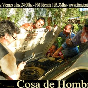 COSA DE HOMBRES (N° 2 Democracia, Medios y Algo Mas)