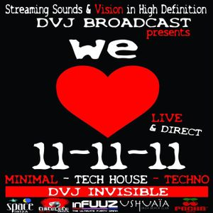 We Love Ibiza presents -We Love 11-11-11 Party