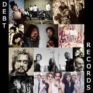 Debt Records Radio Show on FAB Radio International - 21st of February 2015
