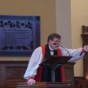 Bishop Frank Lyons Sermon at St. Patrick's Church March 1, 2015