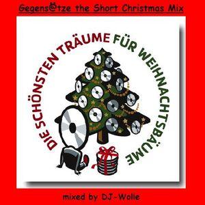 Gegens@tze the Short Christmas Mix