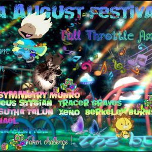 BuddhaFest - August 2015 - Techno