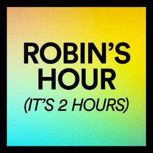 Robins Hour - Saturday 20th May 2017